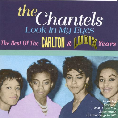 The Look in My Eyes: The Best of Carlton & Ludix Years