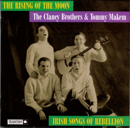 The Rising of the Moon: Irish Songs of Rebellion