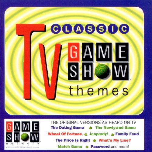 Classic TV Game Show Themes - Various Artists | Songs, Reviews ...