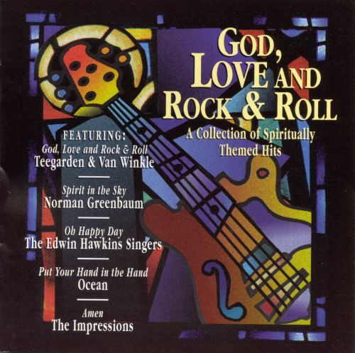 God, Love and Rock & Roll