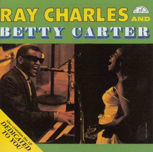 Ray Charles and Betty Carter/Dedicated to You