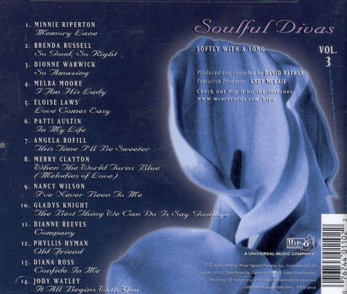 Soulful Divas, Vol. 3: Softly with a Song