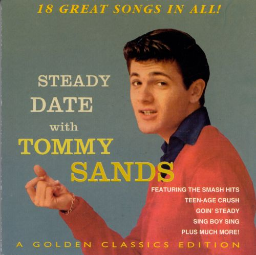 tommy sands there were roses