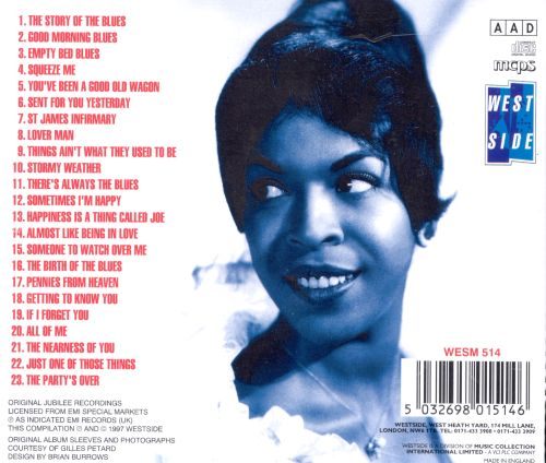 Story of the Blues/A Date With Della Reese at Mr. Kelly's