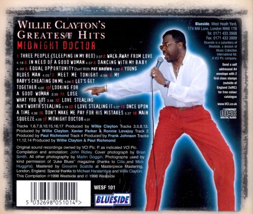 Midnight Doctor: Greatest Hits