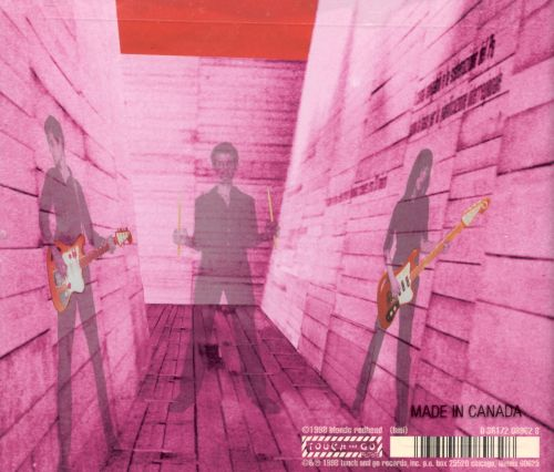 Blonde redhead in an expression of the inexpressible