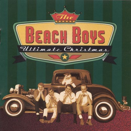 Ultimate Christmas - The Beach Boys | Songs, Reviews, Credits ...