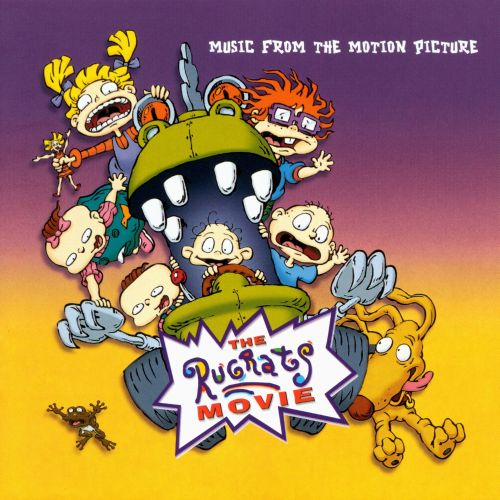 the rugrats movie music from the motion picture