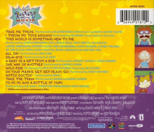 Watch Rugrats in Paris The Movie For Free Online