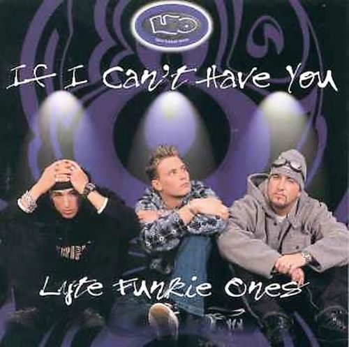 If I Can't Have You [CD5/Cassette Single]