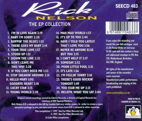 EP Collection