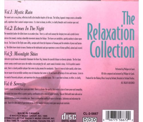 The Relaxation Collection