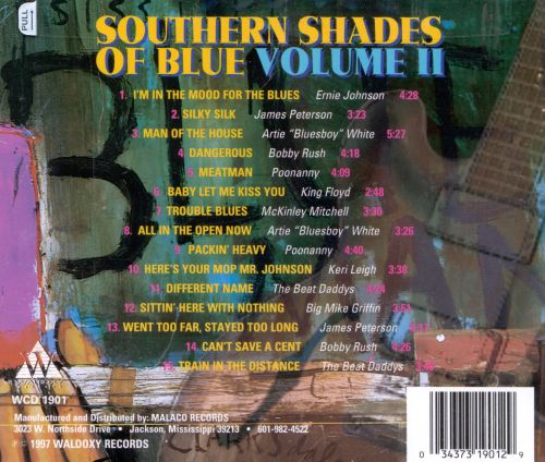 Southern Shades of Blue, Vol. 2