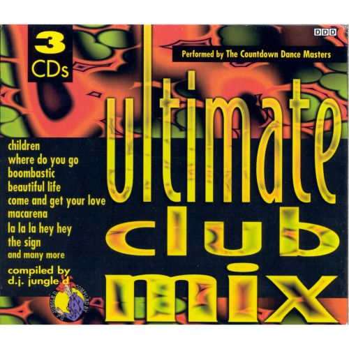 Ultimate Club Mix [Madacy 1997]