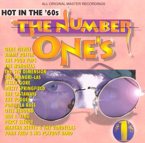 The Number Ones: Hot in the 60's
