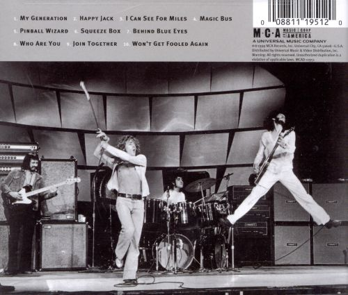 20th Century Masters - The Millennium Collection: The Best of The Who