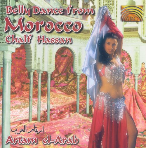 Belly Dance From Morocco [1997] - Chalf Hassan