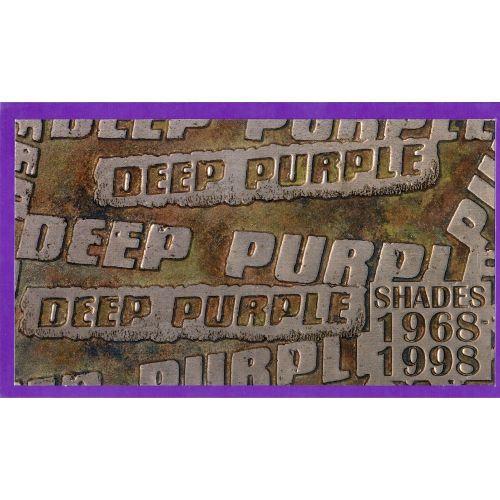 Shades Deep Purple Songs Reviews Credits Allmusic