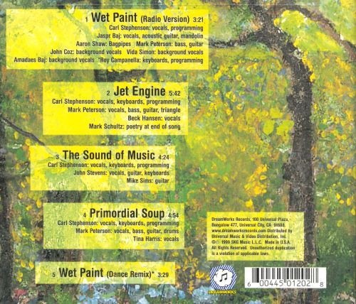 Sound of Wet Paint [EP]