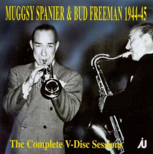 The Complete V-Disc Sessions 1944-1945
