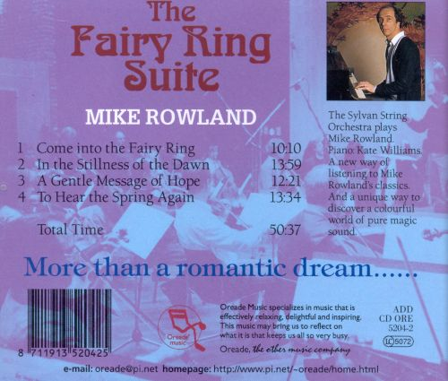 Mike Rowland: The Fairy Ring Suite