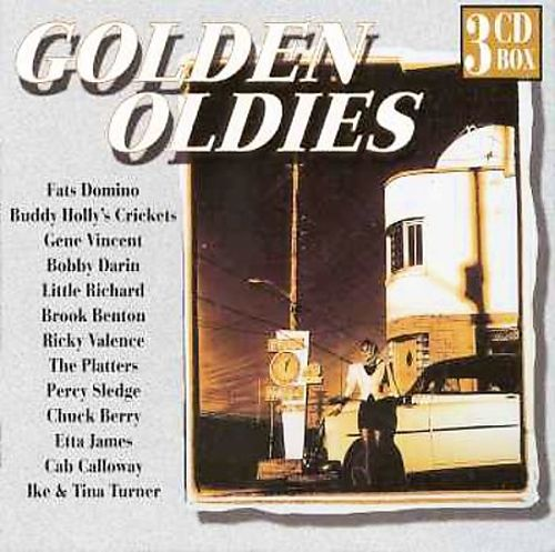 Golden Oldies [Mastertone Box Set]