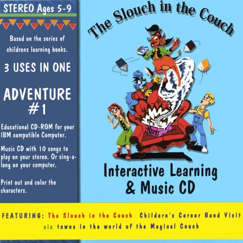 Interactive Learning & Music CD: Adventure #1