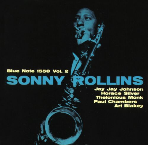 Sonny Rollins A Night At The Village Vanguard