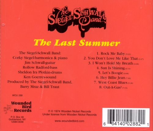 Live: The Last Summer