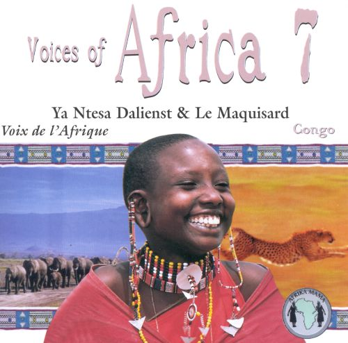 Voices of Africa, Vol. 7: Congo