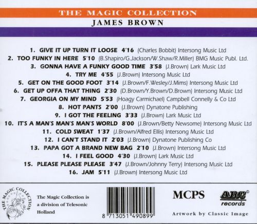 James Brown [Magic Collection]
