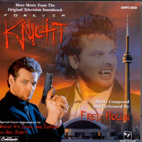 More Music from Forever Knight