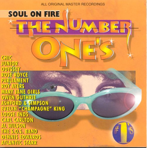 The Number Ones: Soul on Fire