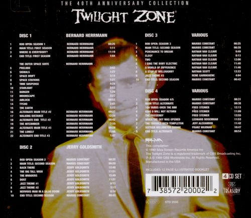 Twilight Zone: 40th Anniversary Collection