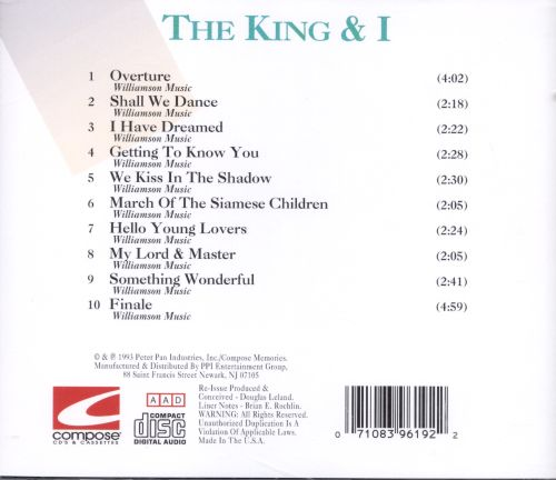 The King & I [Compose]