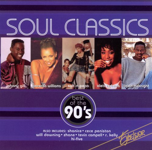 Soul classics best of the 90 39 s various artists songs for Classic house albums 90s