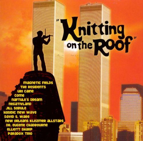 Knitting on the Roof