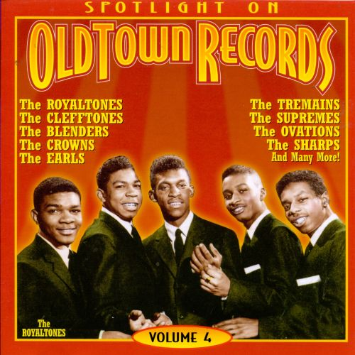 Spotlite on Old Town Records, Vol. 4