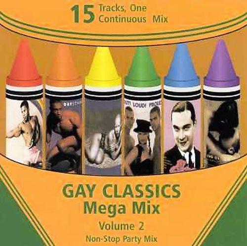 Gay Classics Mega Mix, Vol. 2