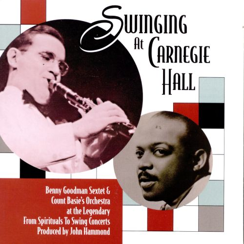 Swinging At Carnegie Hall