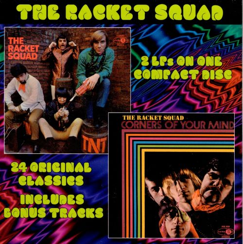 The Racket Squad/Corners of Your Mind