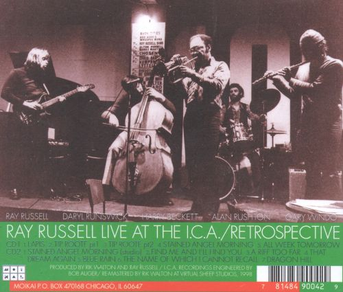 Live at the ICA: Retrospective