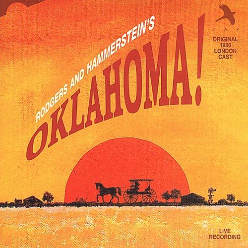Oklahoma 21 1980 London Revival Cast Mw0000059678 on oscar hammerstein ii