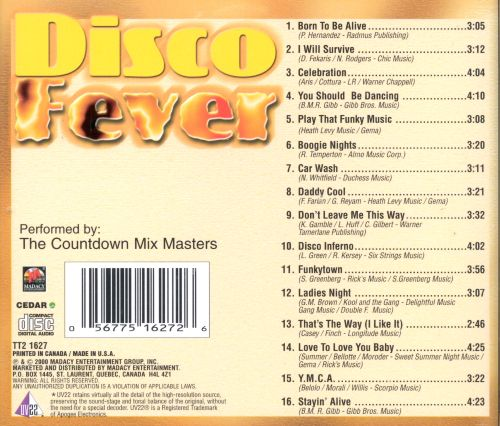 Timeless Treasures: Disco Fever