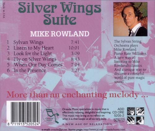 Mike Rowland - Silver Wings Suite