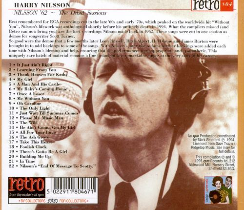 Nilsson '62: The Debut Sessions