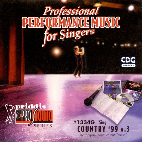 Sing Country '99 Vol. 3