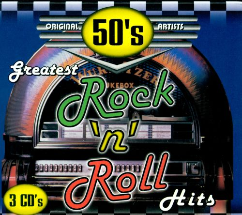 50's Greatest Rock & Roll Hits
