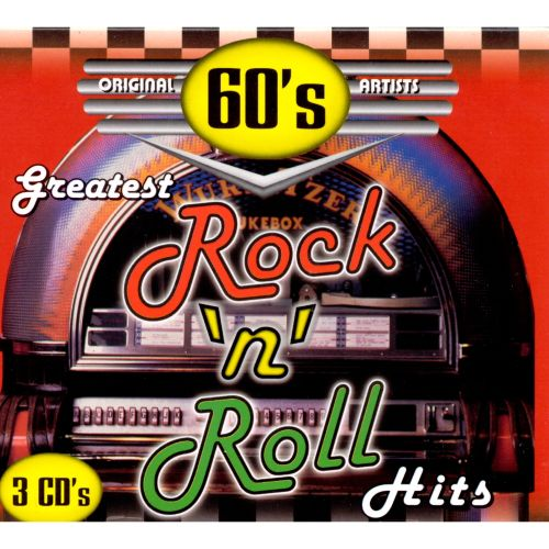 60's Greatest Rock & Roll Hits