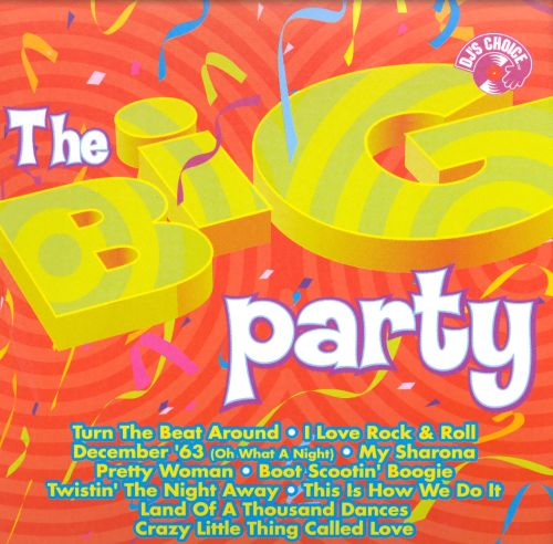 DJ's Choice: Big Party